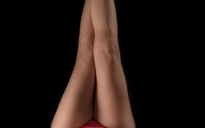 Beine Oben