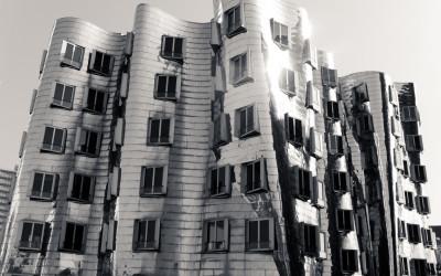 Gerryhaus aus Metall