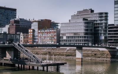 Düsseldorf Medienhafen